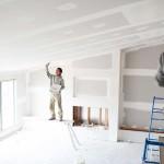 Raked Plaster Ceilings